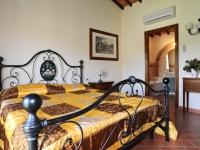 Camera con aria condizionata appartamento Cosimo