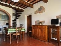 Soggiorno appartamento Cosimo