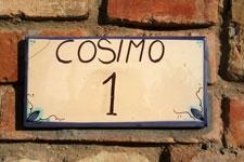 Appartamento vacanze Cosimo