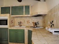 Cucina appartamento Dante