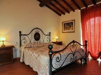 Camera matrimoniale appartamento Leonardo