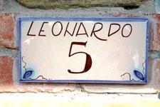 Appartamento vacanze Leonardo