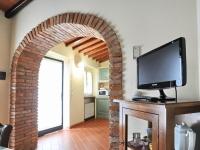 Arco a mattoncini appartamento Lorenzo