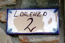 Appartamento vacanze Lorenzo