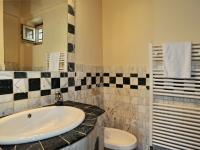 Il lavabo nel bagno
