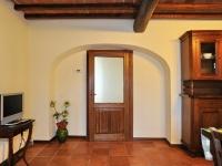 La porta dell'appartamento Margherita