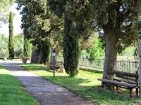 Una panchina nel parco